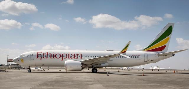AP ETHIOPIA PLANE CRASH I ETH